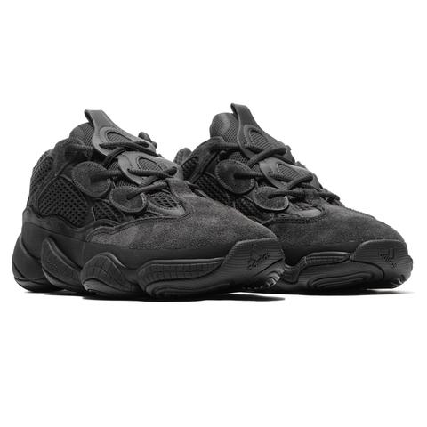 "cheap for discount 51063 c82fd Adidas Yeezy 500 ""Utility Black"""