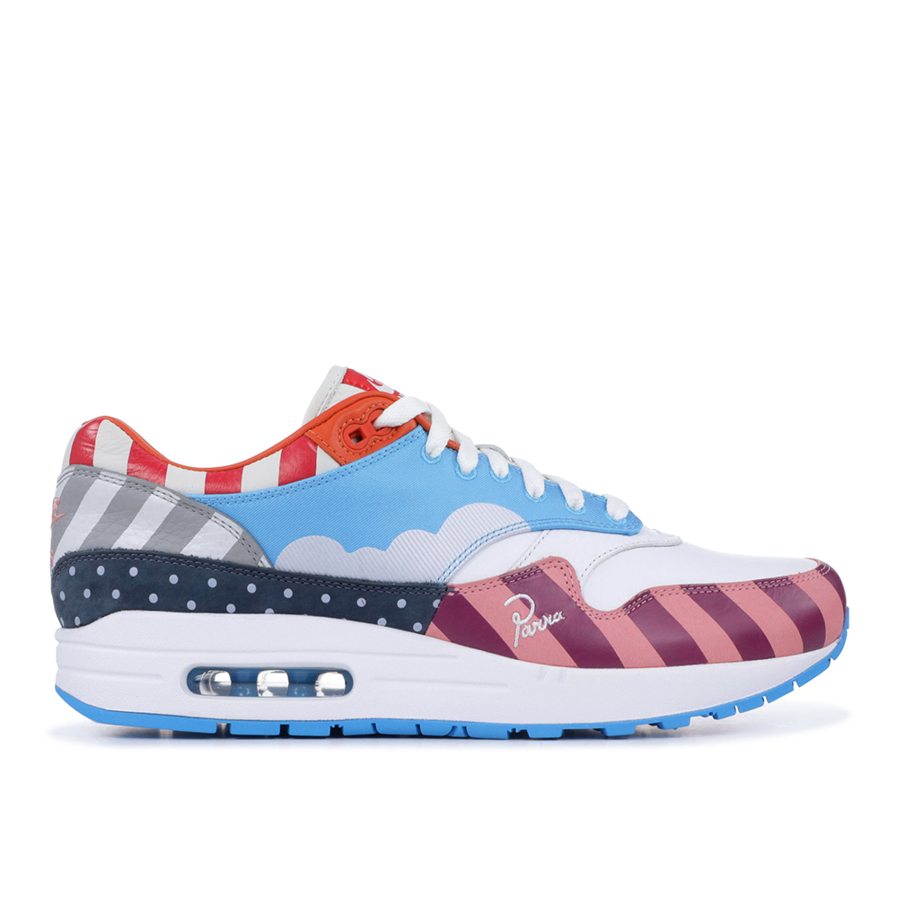 buy online ccbc4 ce2f4 Nike Air Max 1 Parra F&F