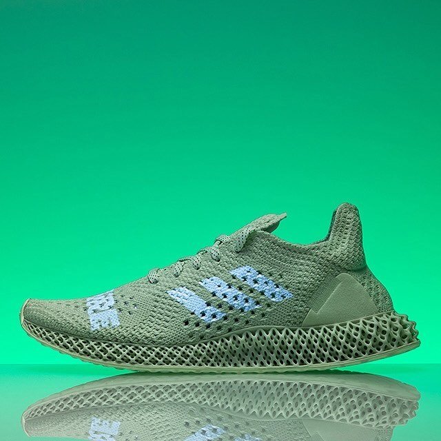 innovative design de502 0ce0c Adidas Arsham Future Runner 4D