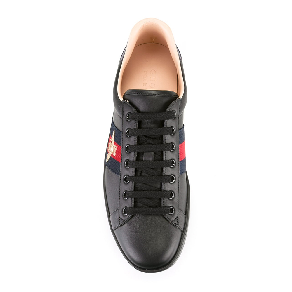 Gucci Ace Embroidered Sneaker - My