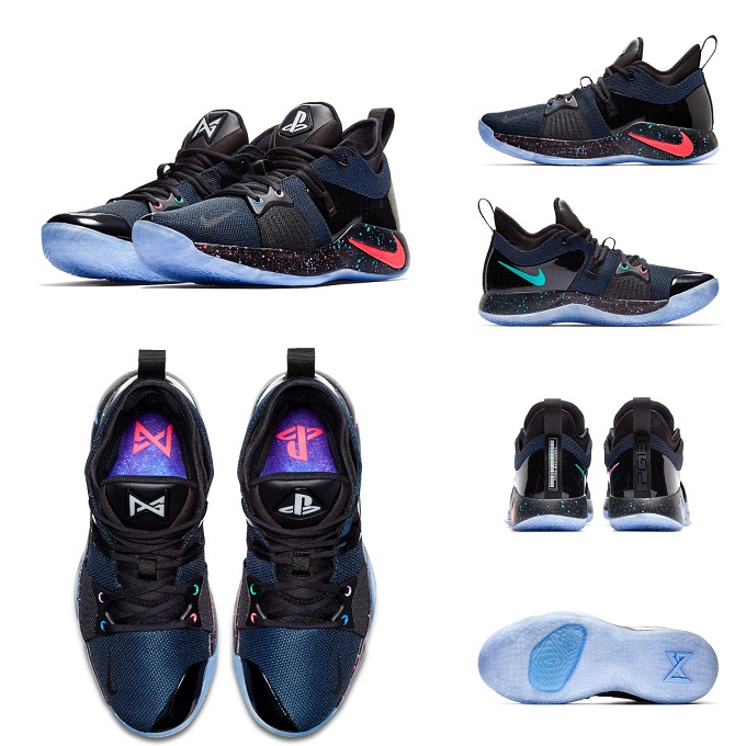 quality design 93aac 2ce88 Nike PG 2 Playstation