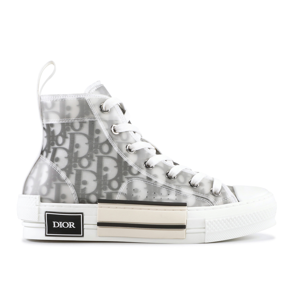b50b57c3 Dior B23 High Top Logo Oblique